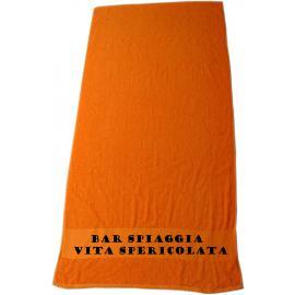Sponge bath towel 85x170
