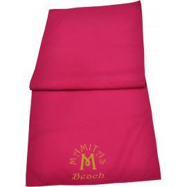 Microfibre beach towel 85x180