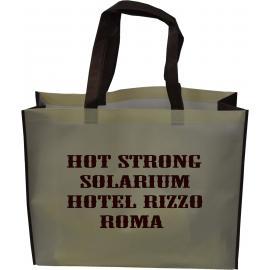 Sea shopping bag in TNT 120 gsm 50x40x17