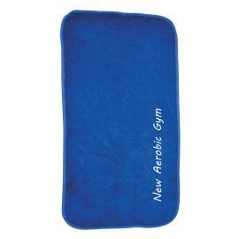 Gym towel 50x90 microfibre 350 gsm curly hair